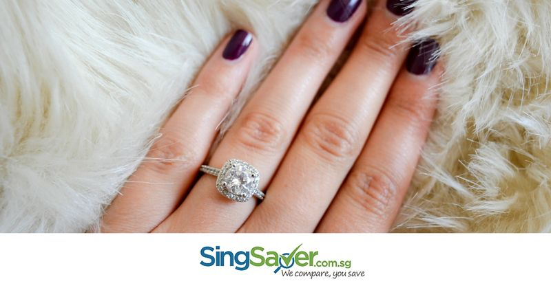 what the price of your engagement ring says about your relationship