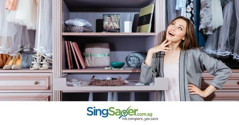 singaporean girls make money off closet