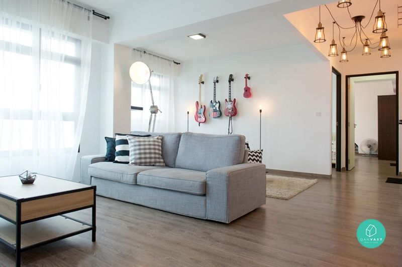Interior Designer: OMUS LivingLocation: Senja RoadCost of renovation: $18,000