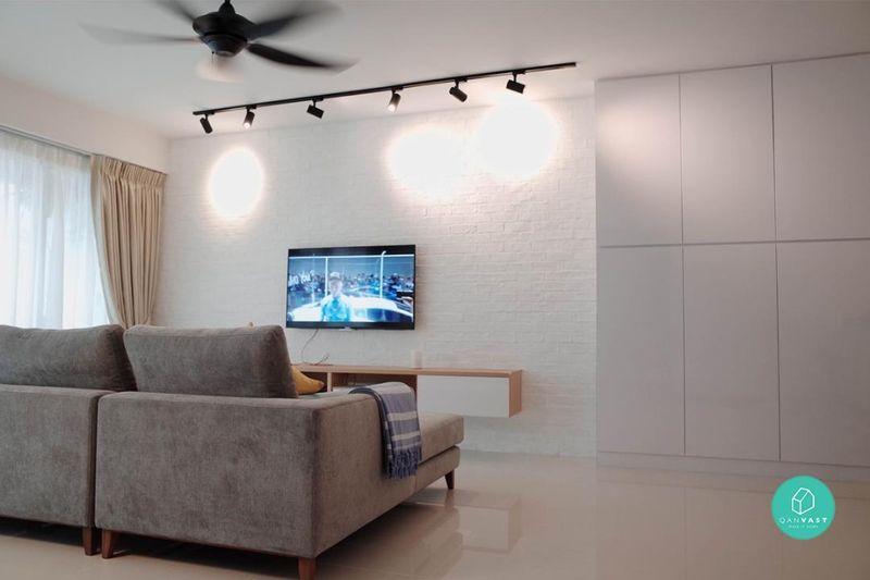 Interior Designer: Imagine by SK66Location: Edgefield PlainsCost of renovation: $29,000