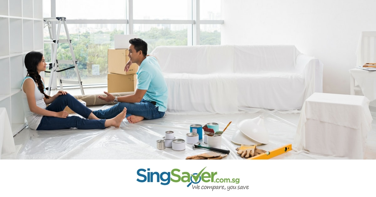 buying flat in singapore after wedding