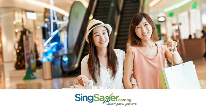 things to do at capitaland malls in singapore