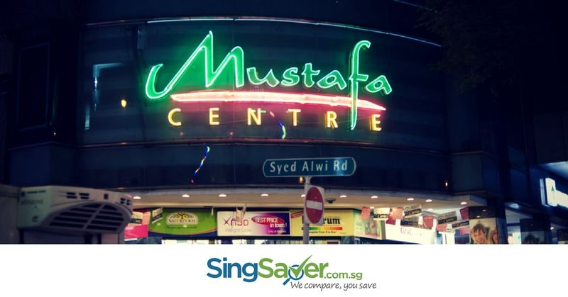 money lessons from mustafa centre