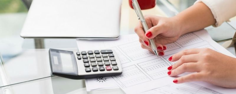 calculate how much down payment is needed