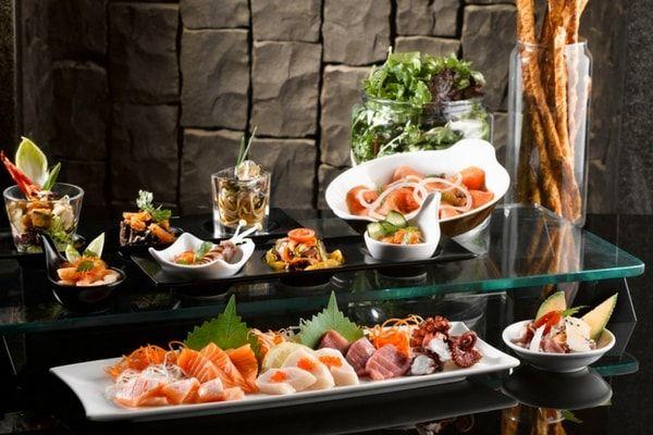 Dinner Buffet at the Cafe Mosaic at Carlton Hotel - SingSaver