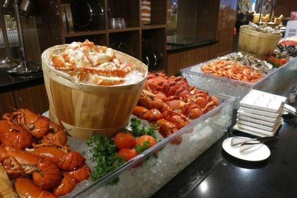 citibank buffet promotion at Element, Amara Singapore