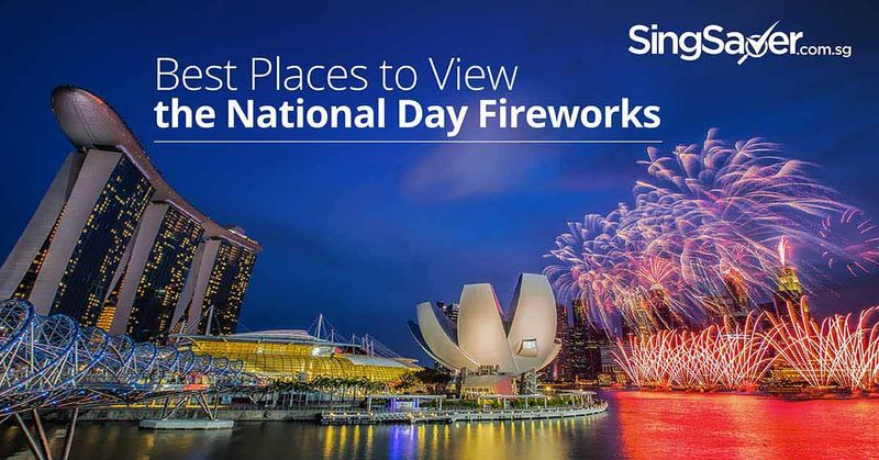 national day fireworks 2017 gardens by the bay