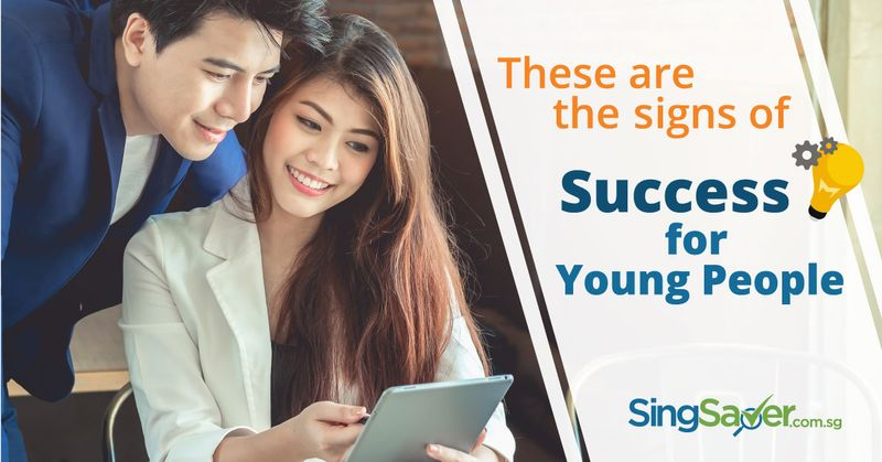 signs of success for young people