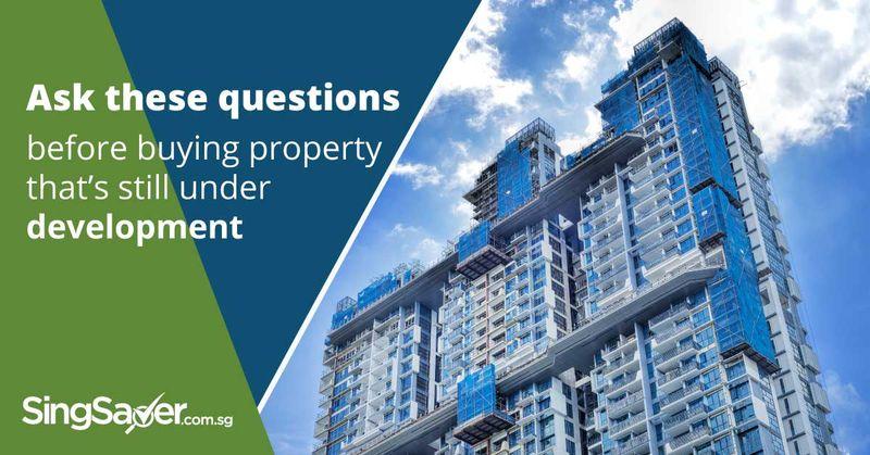 buying property under development