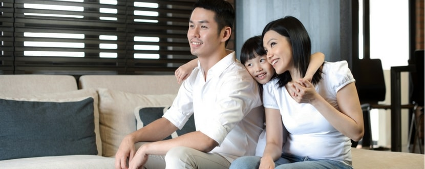 buying a property for young family