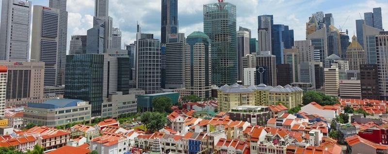 singapore developments cbd