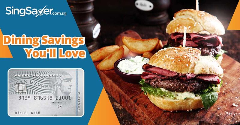 amex dining promotion