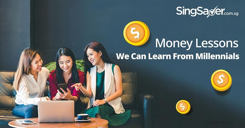 money management tips from millennials' money habits
