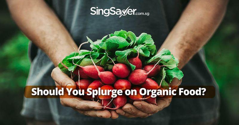 is organic food worth the money