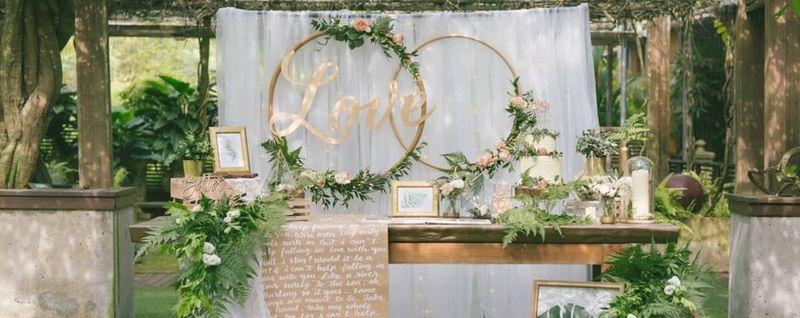 Lewin Terrace as a wedding location