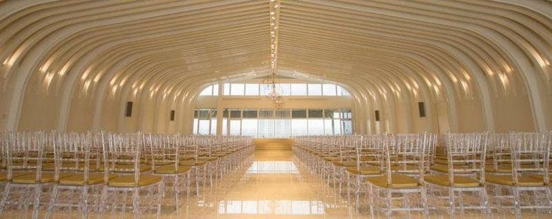 The Chapel at Imaginarium as a wedding location