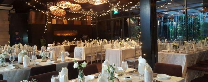 Wedding at Vineyard at Hortpark