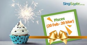 5 Awesome Birthday Treats for Pisces