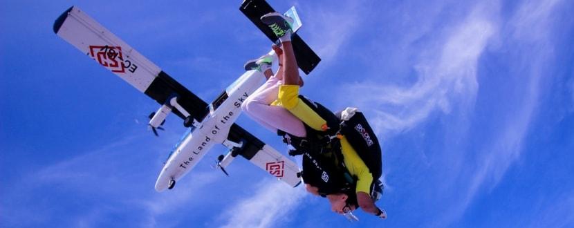 skydiving - SingSaver