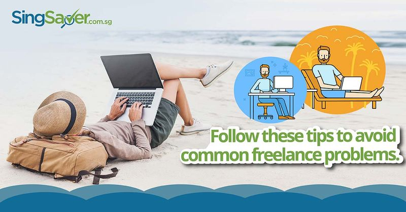 money problems of freelancers and how to avoid them - SingSaver