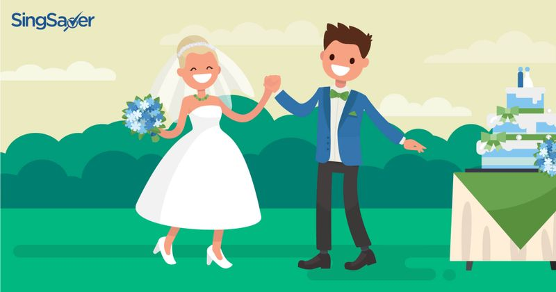 Planning a wedding within budget - SingSaver