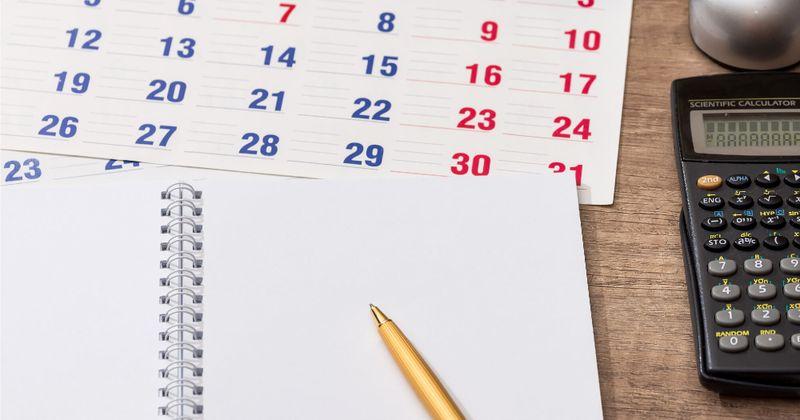 Wedding planning deadlines - SingSaver