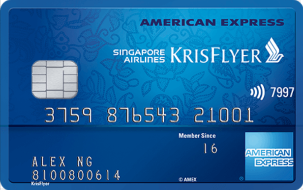 American Express Card -SingSaver