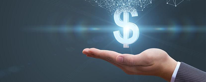 Cash icon on hands -SingSaver