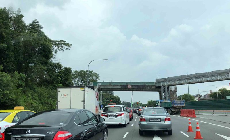 High COE prices don't deter car buyers in Singapore