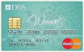 DBS Woman's Card | SingSsaver