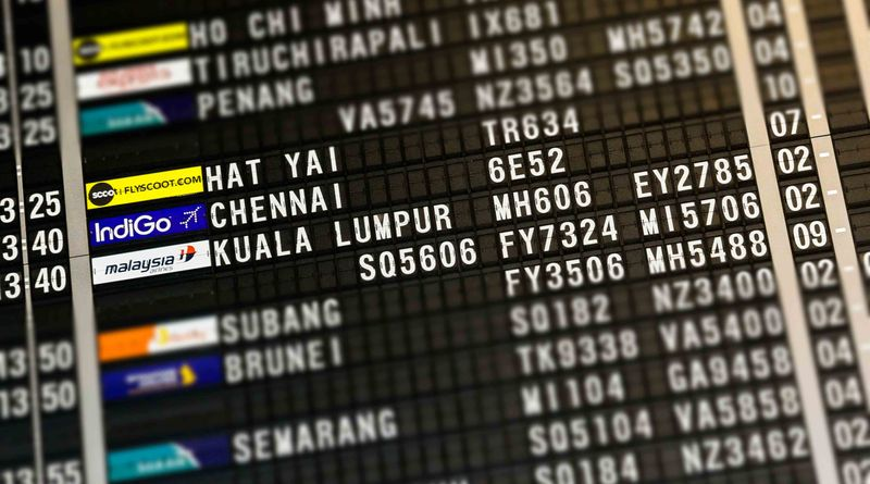 Find out how to score the cheapest low cost flights from Singapore