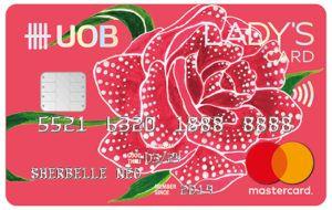 UOB Lady's Card 2020