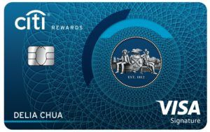 Citi Rewards Visa Card