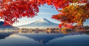 Autumn Travel Deals to Japan, South Korea, and Taiwan 2019