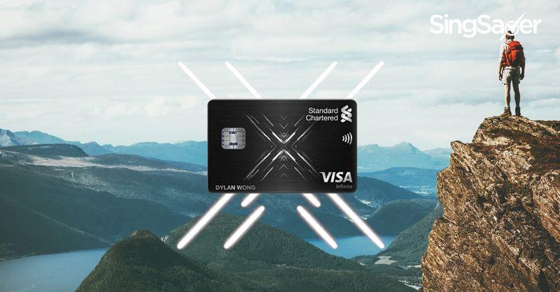 StanChart's X Card vs Other Premium Credit Cards | SingSaver