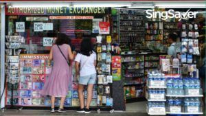 Best Money Changers In Singapore With The Best Exchange Rates
