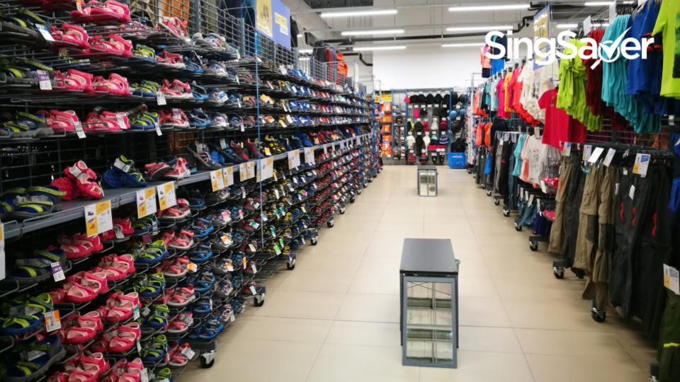 Decathlon Cheap Sports Goods