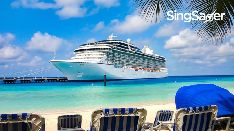 Singapore Cruise Deals and Promotions