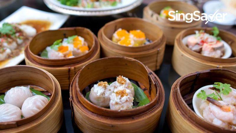 Dim Sum Promotions In Singapore | SingSaver