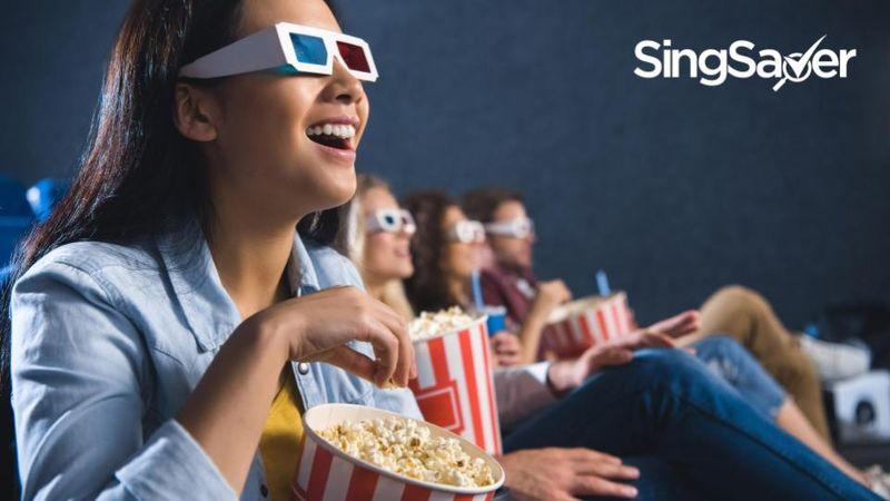 Movie Theatres Singapore