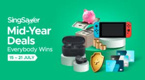 SingSaver Mid-Year Deals