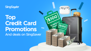 Top Credit Card Promotions And Deals On SingSaver (June 2021)