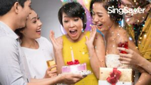 Birthday Treats You Need To Take Advantage Of In Singapore 2021