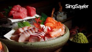14 Best Japanese Buffets in Singapore