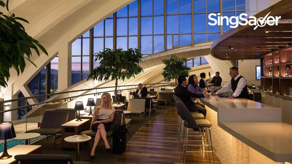 Credit Cards With Free Airport Lounge Access (2021)