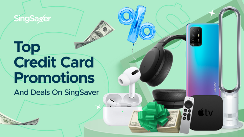 Credit Card Promotions: Exclusive on SingSaver