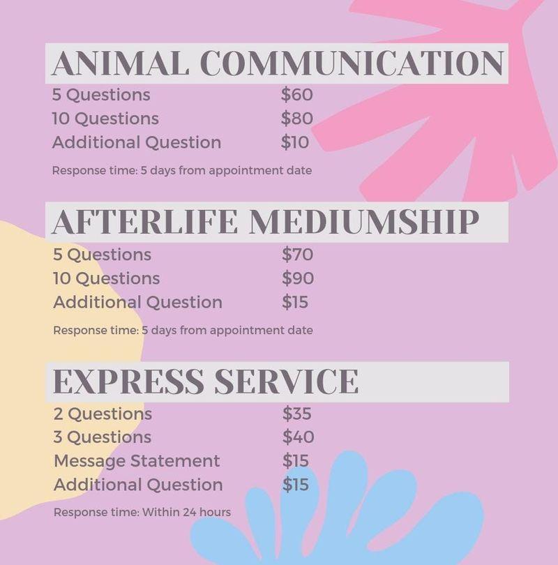 animal-communication-prices