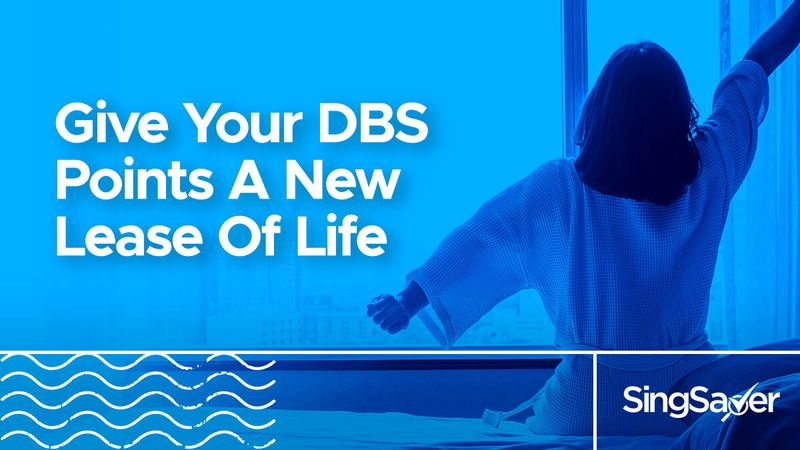 Here's How Your DBS Points Fit Your Lifestyle In The New Normal