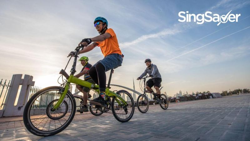 Affordable Foldable Bicycles In Singapore: Cost, Bike Shop To Visit And More
