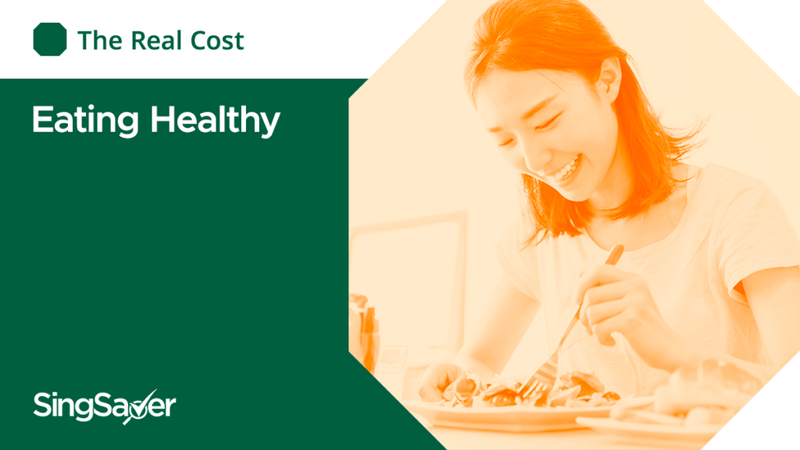 The Real Cost Of Eating Healthy In Singapore: SingSaver Analysis